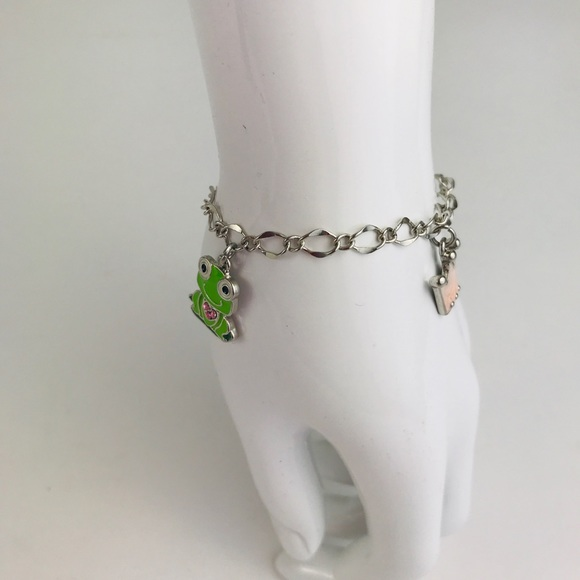 11ce7d780ba6b ⚡️SALE 👸Little girls princess charm bracelet